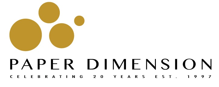 Paper Dimension inc. logo